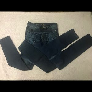 BUNDLE!!  Gently used girls jeans Size 12
